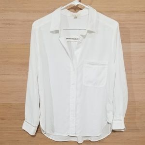 Like New Anthropologie Cloth & Stone Button Down